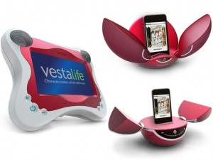 vestalife 300x225 Vestalife Releases Firefly and Jewelbox iPod/iPhone Speakers and 3D Butterfly Monitor