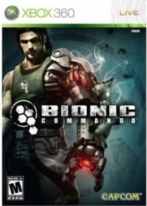 514MDESrIxL. SS350  214x300 Bionic Commando XBox 360 Review