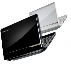 hannsprees 2 300x270 Hannspree Enters the Netbook Market with the Release of the 10 HannsNote