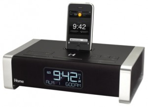 ihome4 300x218 CES 2010: iHome+Sleep iPhone App coming soon with iHome Speaker Integration