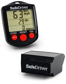 d2ec safedriver wireless vehicle monitor1 SafeDriver Wireless Vehicle Monitor Tracks if Your Kids are Speeding