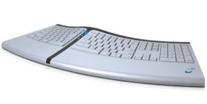 keyboard 300x151 Smartfish ErgoMotion Keyboard Available for Pre Order   Wrists Clap in Excitement
