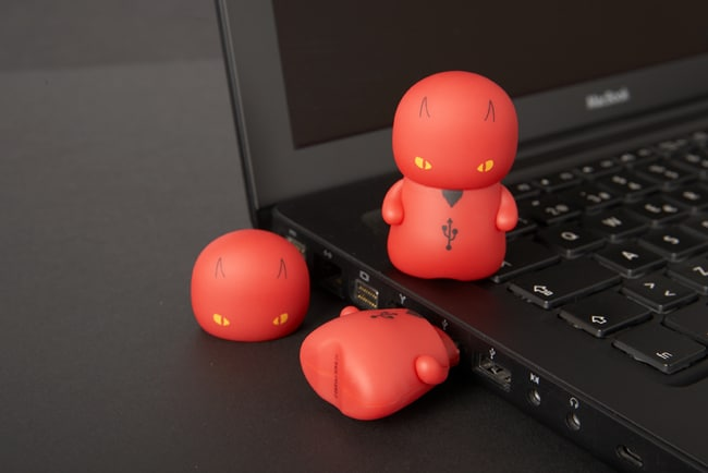 AMBIENTE USB DEMON