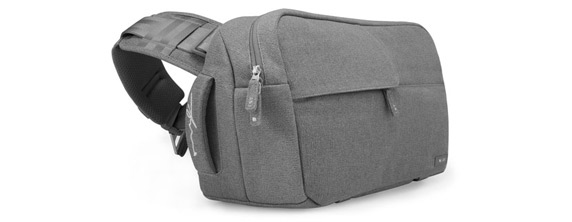 ari incase Incase Ari Marcopoulos Camera Bag Holds a DSLR and iPad