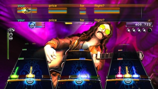 03 620x350 Rock Band 3 Review (Xbox 360)