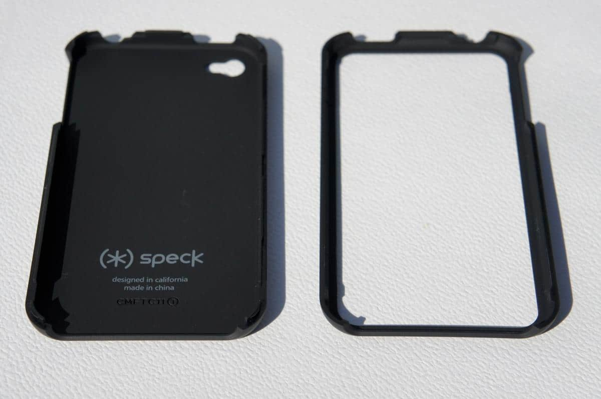 Speck Fitted iPhone 4 Case Review