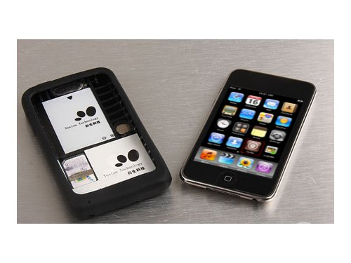 itouch to phone 1.jpg Magic Case Transforms the iPod Touch into an iPhone