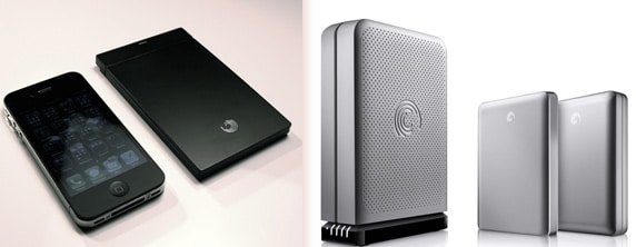GoFlex Seagate GoFlex shows off Slimmest Portable Hard Drive and More
