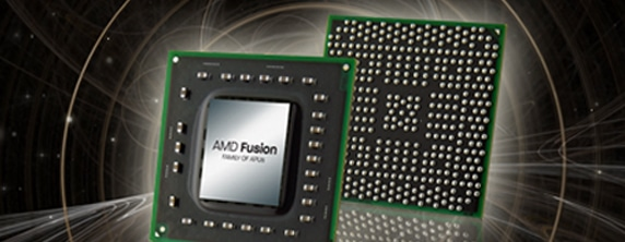 amd fusion AMD's Fusion Processor Encourages Businesses to Play
