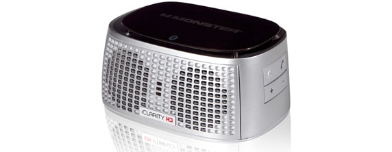 iclarityhd Monster iClarityHD Precision Micro Bluetooth Speaker 100 Review