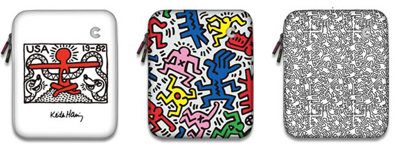 keithharring Keith Haring Artwork Gets Immortalized on iPad and iPhone 4 Cases