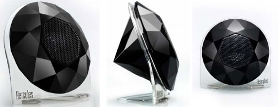 diamonds Hercules XPS Diamond 2.0 Speakers Because a Speaker is Forever