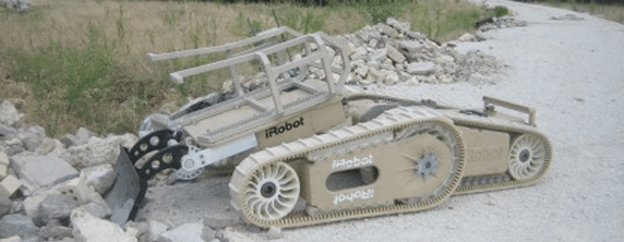 irobot iRobots Packbot and Warrior Robots Help Prevent Nuclear Meltdown in Japan