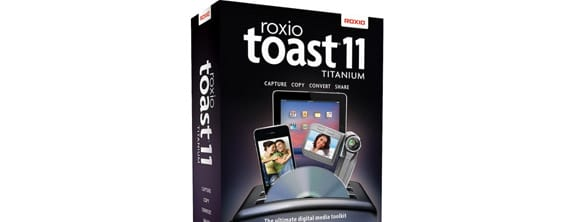 toast11 Roxio Toast 11 Titanium for Mac Speeds Up Video Conversions