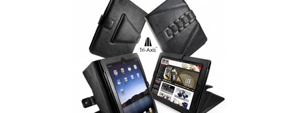 tuff luv Tuff Luv Tri Axis Stasis Napa Leather iPad 2 Case Review