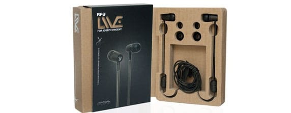 main Joseph Vincents RF3 Live Headset Will Keep You Cancer Free   Maybe