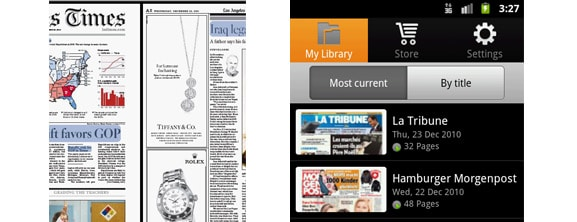 pressreader Android App of the Week: All the Press You Can Handle Packed Into PressReader