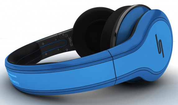 STREETby50 blue1 572x338 50 Cent Unveils STREET by 50 Headphones