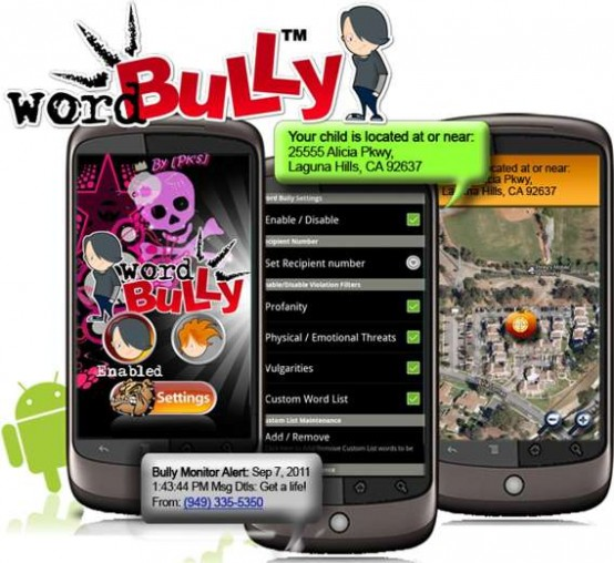 image001 554x508 Android App of the Week: Word Bully Takes Up the Fight Against Cyber Bullying