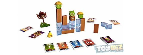 main1 New Angry Birds On Thin Ice Board Game Includes Ice Blocks and TNT