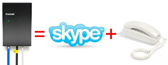 skypefreetalk Skype Freetalk Connect Me Home Phone Adapter Review