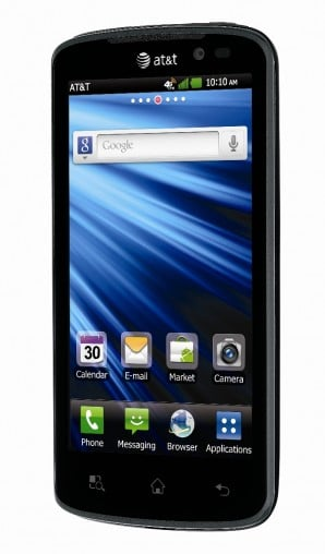 P930 NitroHD Black front angled 201111280936162 298x508 AT&Ts LG Nitro HD Smartphone Packs in a 720P Display