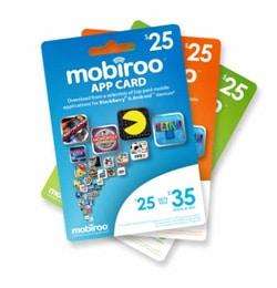 Mobiroo App Gift Card is the Ultimate Gift for Android Users