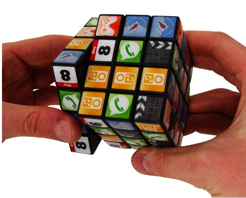 screenshot 027 App Cube is a Rubiks Cube for iPhone Lovers