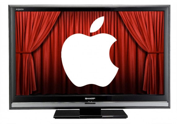sharpapple 572x400 Apple to Use Sharp LCDs for Next Apple TV