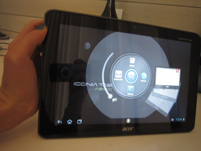 acer aconia tab a200