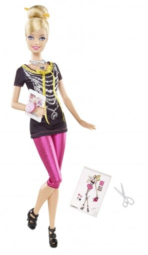Barbie I Can Be Fashion Designer 296x508 Win a Barbie Dream Closet Gift Bag!