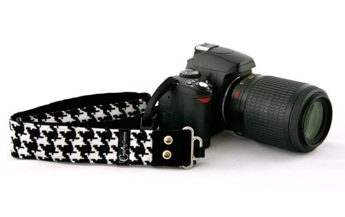 camera These Camera Straps Add Color to that all Black DSLR