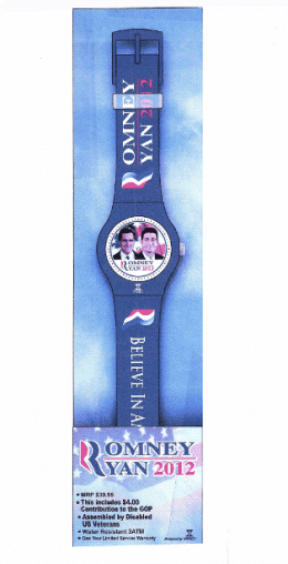 55403203 scaled 314x612 260x508 Watches Get Political with the Romney   Ryan Believe in America Timepiece
