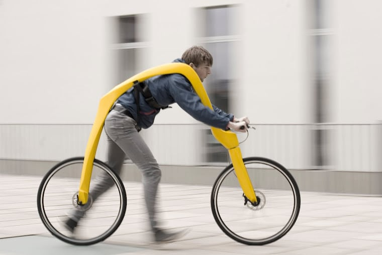 The Fliz is a Concept Bicycle Designed to Get People Moving Again