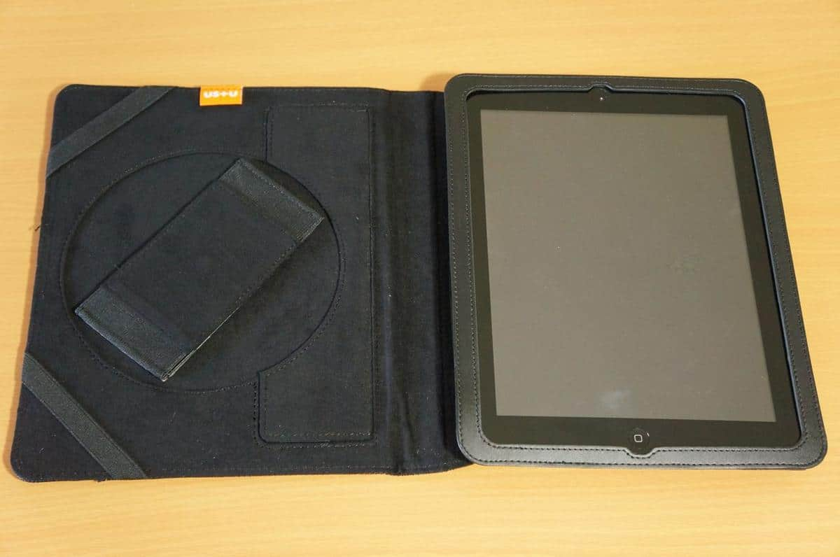 DSC00061 Us+U Swivel ProFolio for iPad 2 & 3 Review