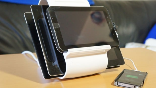 DSC00081 620x350 Kanex Sydnee iPad/Tablet Dock and Charging Station Review