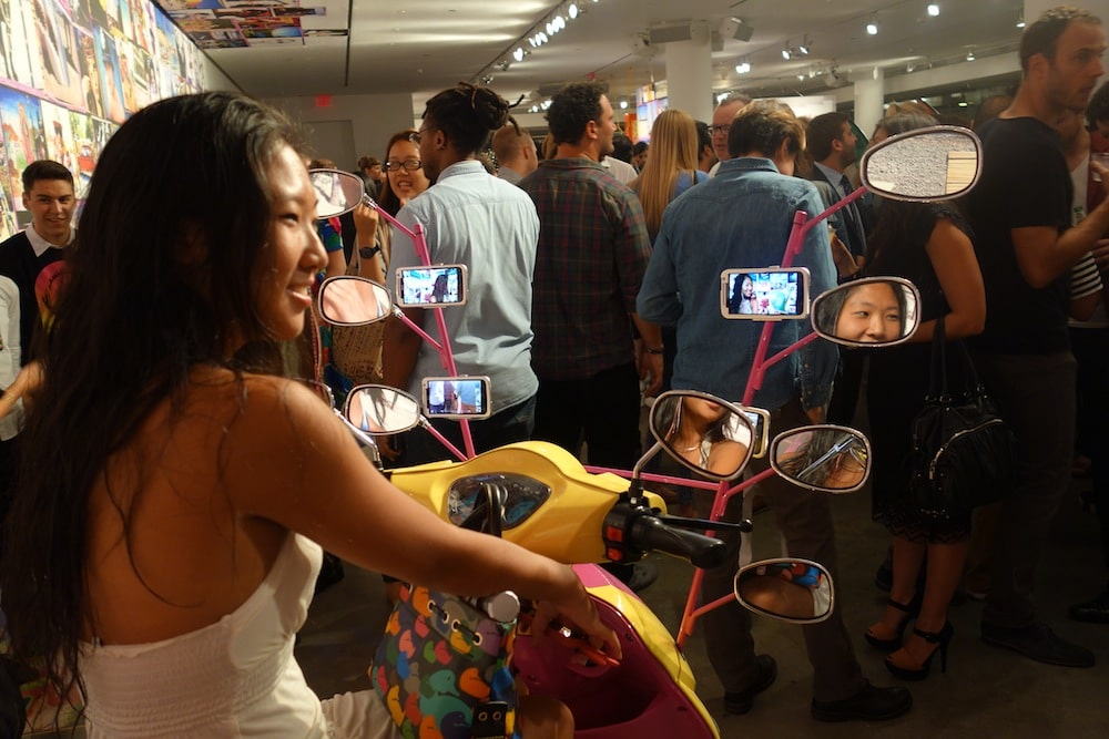DSC00313 Giant Mix Tape and HTC Help Kick Off MADE Fashion Week