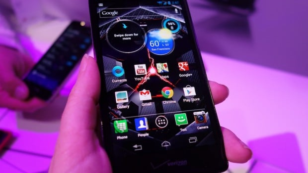 DSC00389 620x350 Hands on with the Motorola DROID RAZR HD, MAXX HD and RAZR M