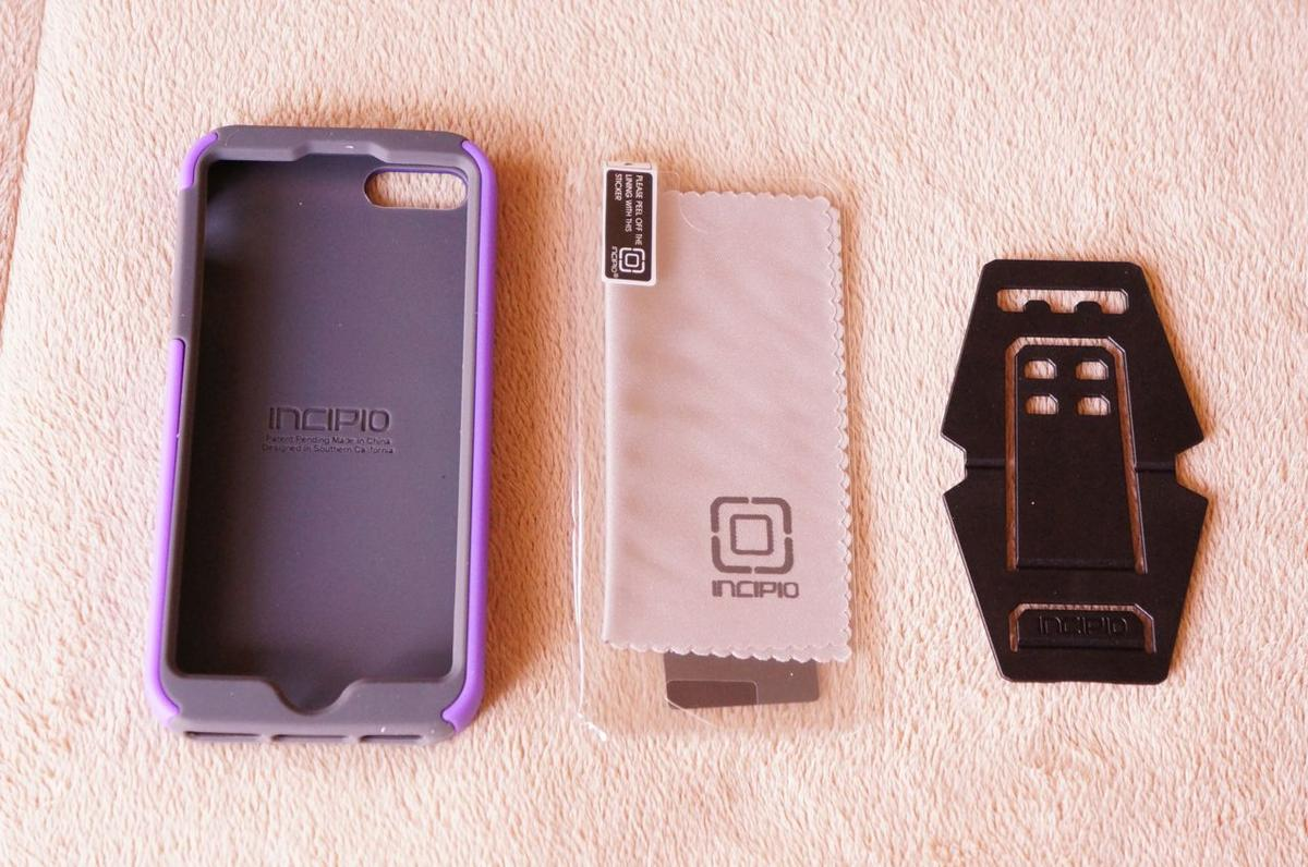 DSC00486 Incipio DualPro iPhone 5 Case Review