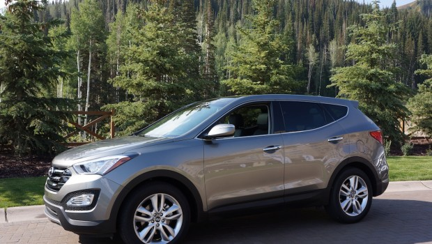 DSC00564 620x350 2013 Hyundai Santa Fe Sport Has Coming Out Party in Park City, Utah [Hands On]