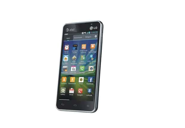 lg Escape Budget Smartphone LG Escape Coming to AT&T