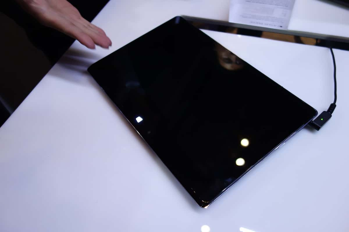 DSC02019 Multi Screen ASUS TAICHI Ultrabook Offers a Dual Personality [Hands on]