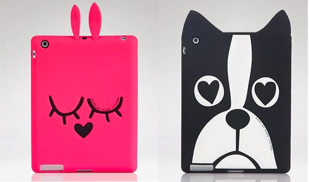 marc Marc By Marc Jacobs Turns to Creature Comforts for Latest iPad Cases