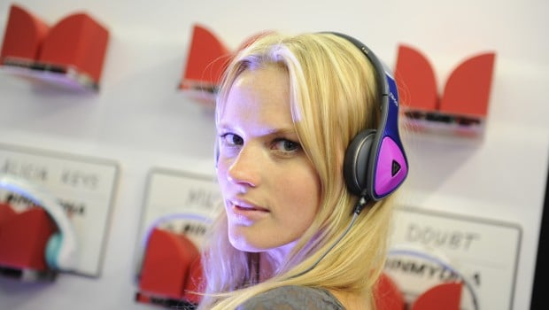 Anne Vyalitsyna 1 620x350 Wiz Khalifa and the Hoff Rock Monsters Headphones at EMA Awards