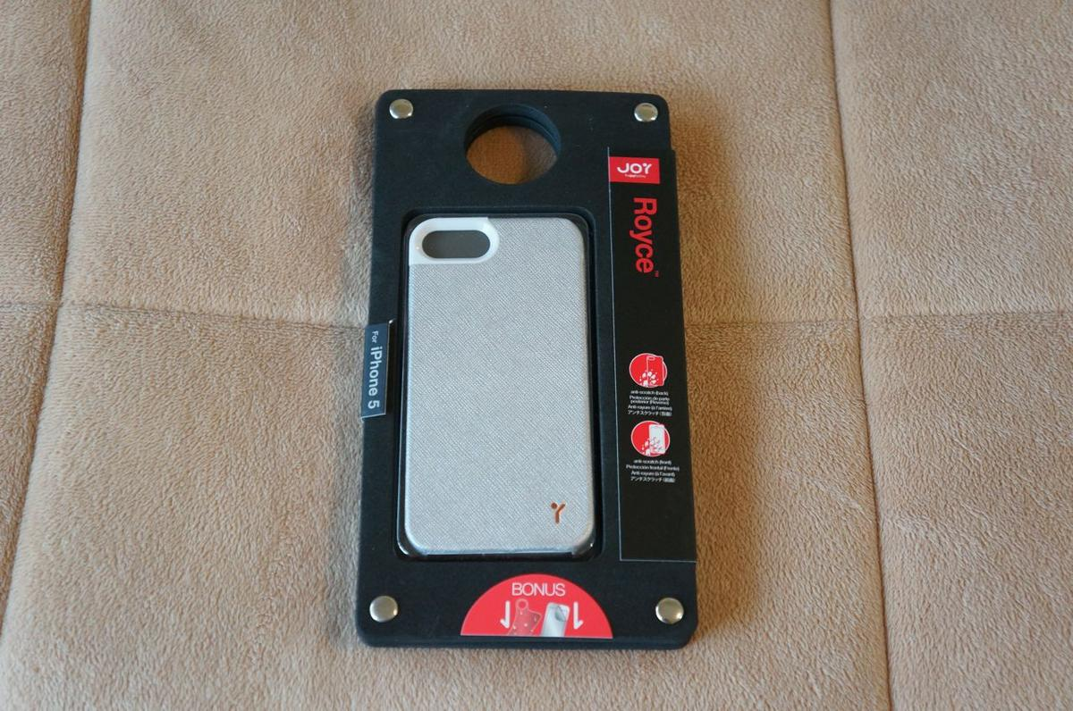 DSC01005 The Joy Factory Royce Case for iPhone 5 Review
