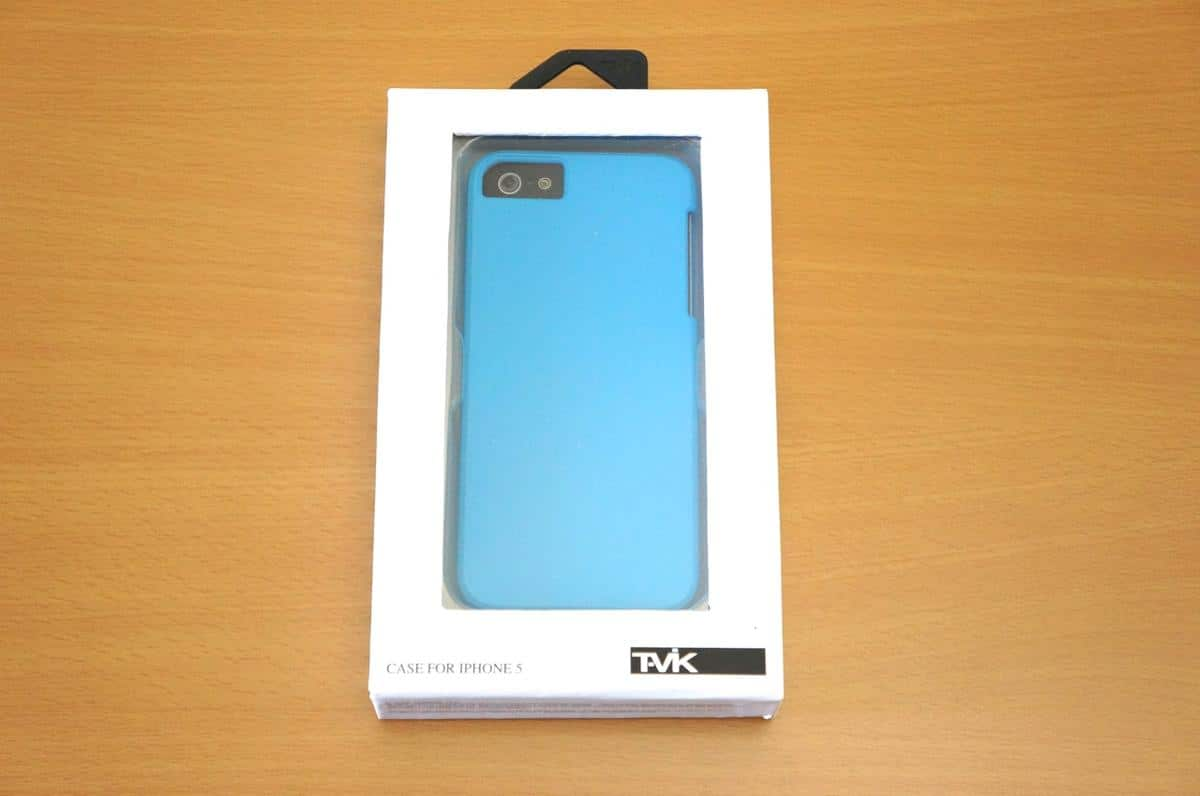 DSC01040 Tavik Staple Case for iPhone 5 Review