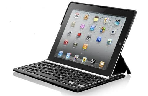 ZAGGFOLIO3 ZAGGfolio iPad Keyboard Case review