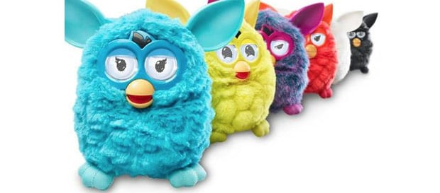 furby Holiday Gift Guide 2012: For Kids
