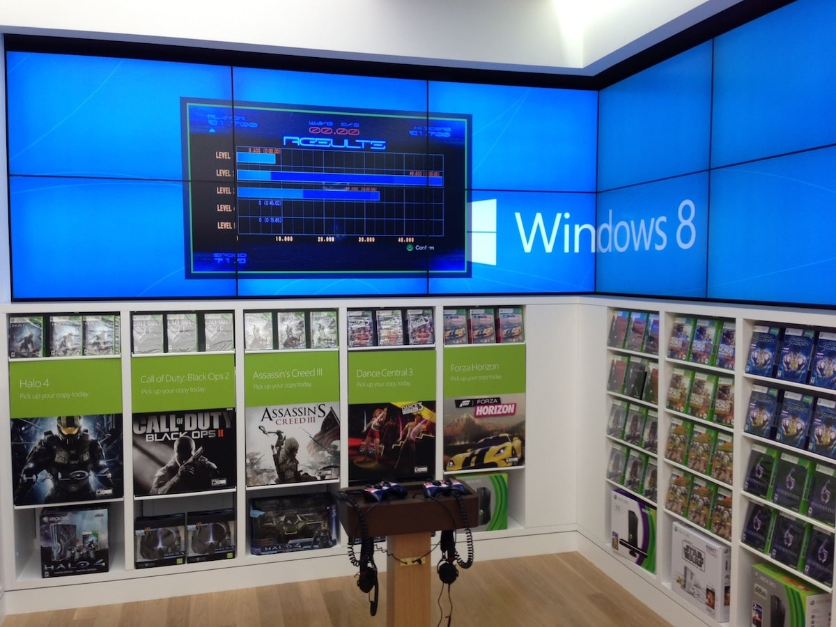 photo 6 New Microsoft Stores Take Cues from Apple Retail