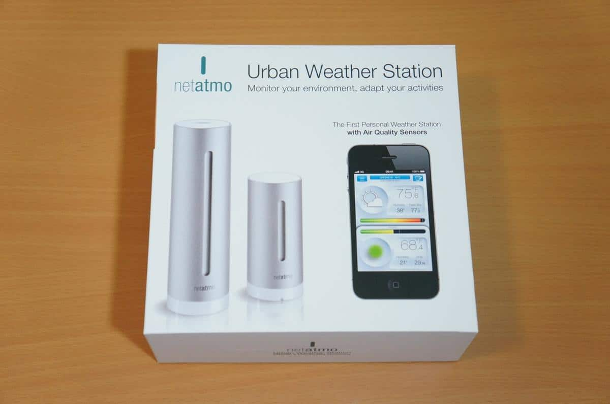 DSC01018 Netatmo Personal Indoor/Outdoor Weather Station Review